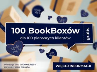 Limitowana seria Book Boxów dla pierwszych 100 klientów!