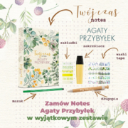 Preorder Notes Agaty Przybyłek