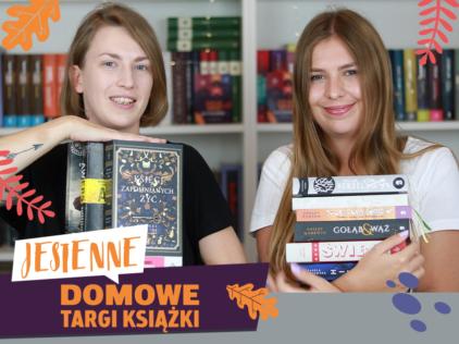 Domowe Targi Książki – edycja jesienna